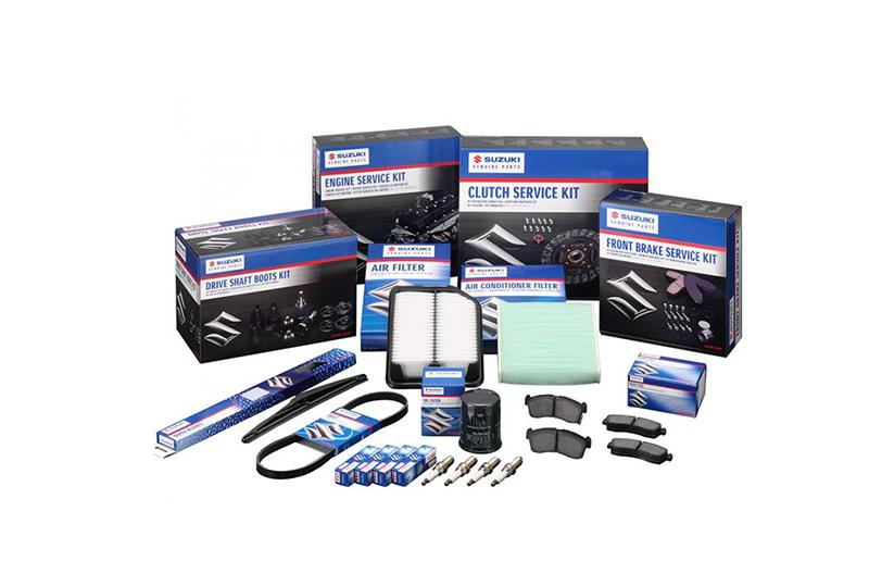 What are Suzuki Genuine Parts?